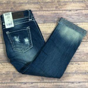 🆕 Buckle BKE Stella Slim Fit Cropped Jeans